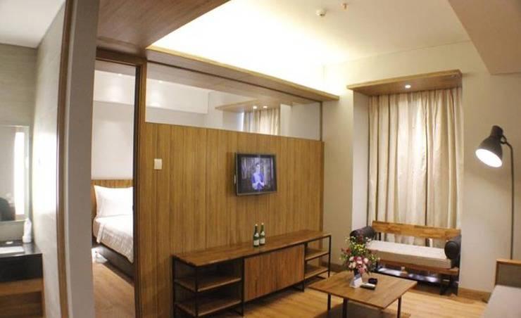 BATIQA Hotel Lampung - Kamar tamu