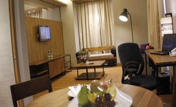 BATIQA Hotel Lampung - Ruang tamu