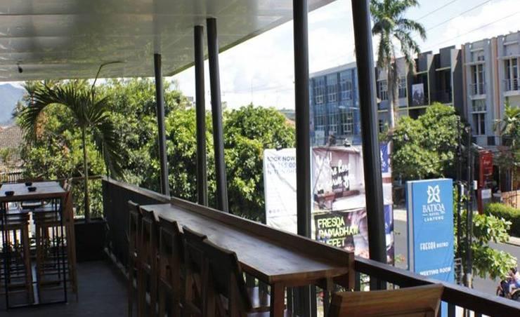 BATIQA Hotel Lampung - Balkon