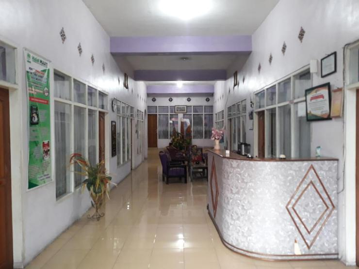 Trivadoh Syariah Hotel Padang Panjang - Lobby