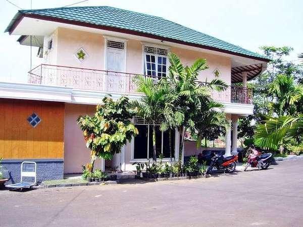 Villa Jatimas Hijau Bogor - Tampak Luar