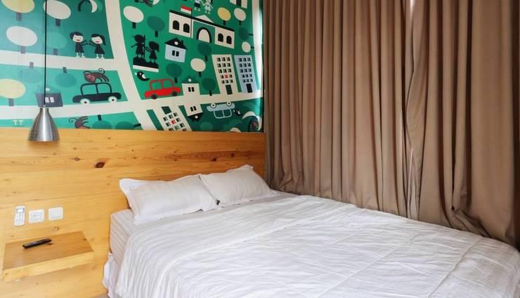 Urbana Homes Jakarta - Grand Deluxe Room