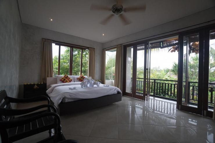 Koko Condo Ubud Bali - Guest room