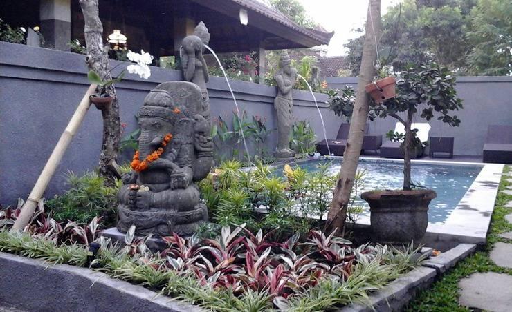 Villa Pecatu Ubud Bali - Kolam Renang
