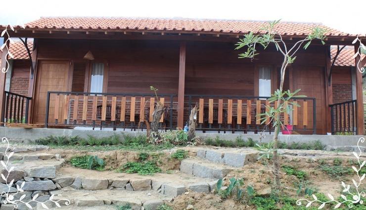 Balkondes Giritengah Magelang - Facade