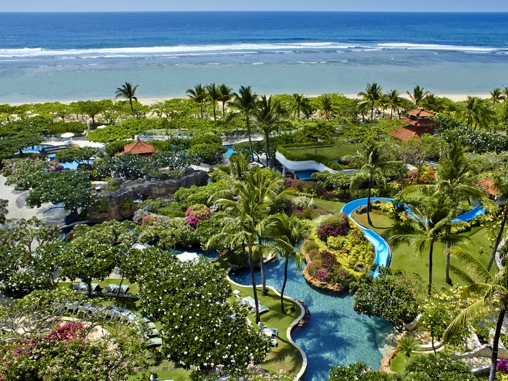 Grand Hyatt Bali Bali - Aerial