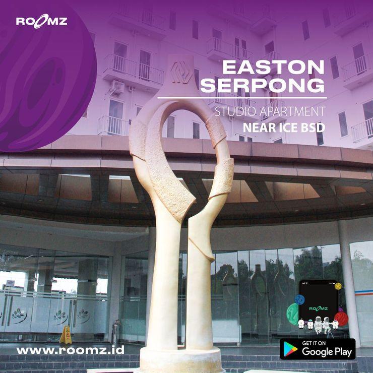 Easton Park Serpong Apartment by Roomz Tangerang Selatan - exterior