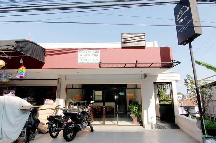 Homestay HD Inn Yogyakarta - Exterior