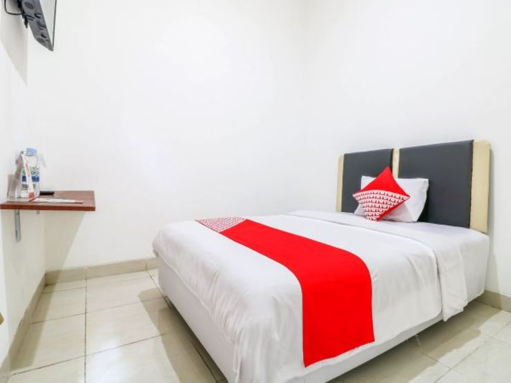 OYO 1438 Murai Guest House Bali - Bedroom