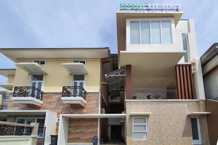 OYO 2263 Fazarel Residence Syariah Padang - Facade