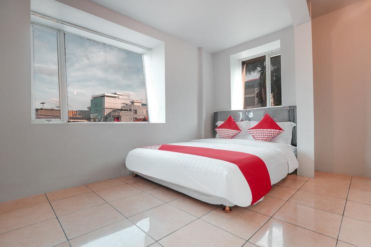OYO 208 G House Near RS Siloam Pasar Baru Jakarta - Bedroom