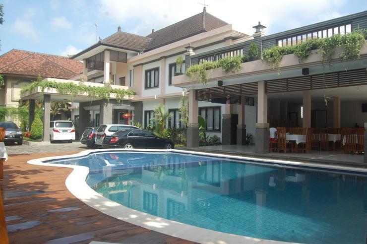Dhyanapura City Hotel Bali - Kolam Renang