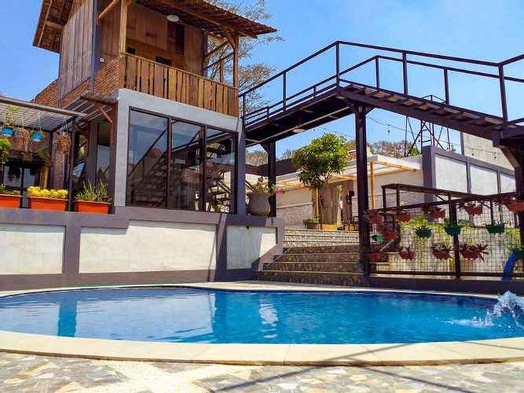 DAU Villa Malang - Pool