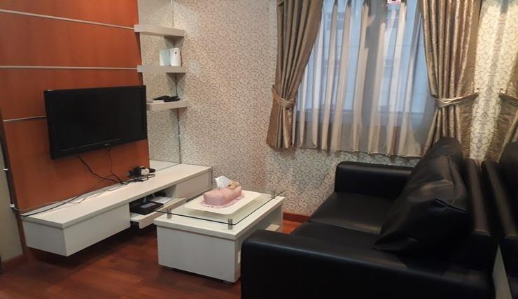 The Suites Metro Apartment By Herlan Bandung - Interior