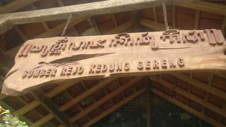 Watu Wayang Camp & Tracking Yogyakarta - Exterior