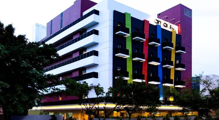 Alamat Review Hotel Amaris Hotel Mangga Besar - Jakarta