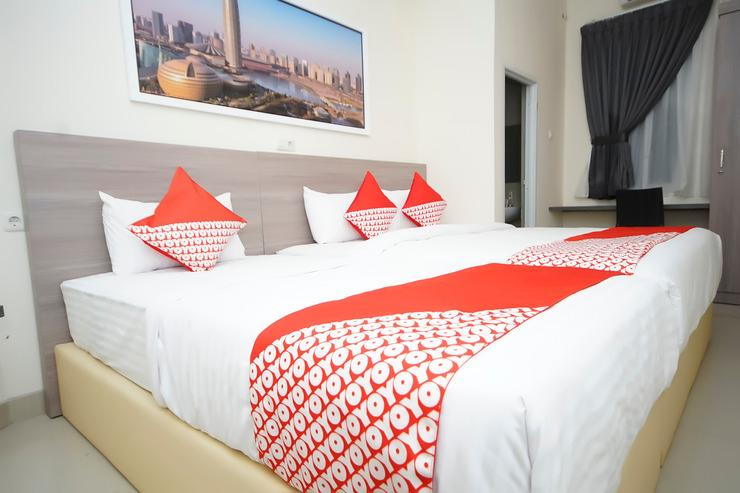 OYO 251 The Maximus Inn Hotel Palembang - Guestroom