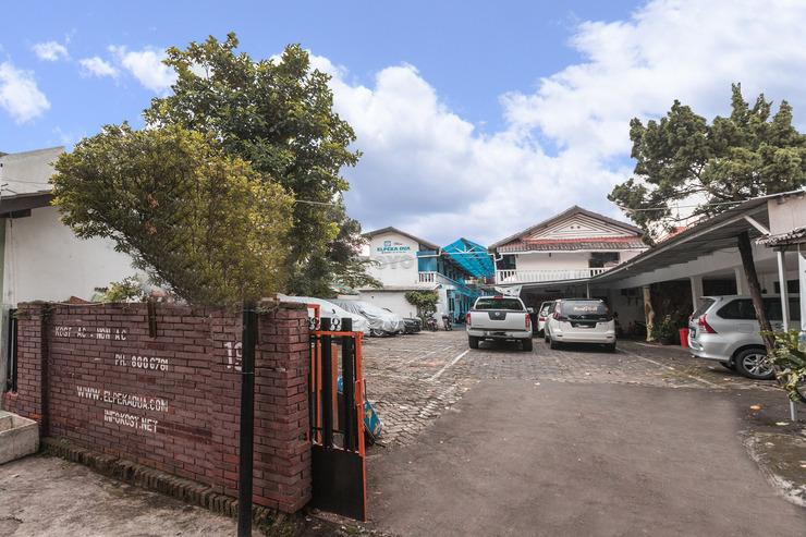 Elpeka Dua Residence Jakarta - FACADE