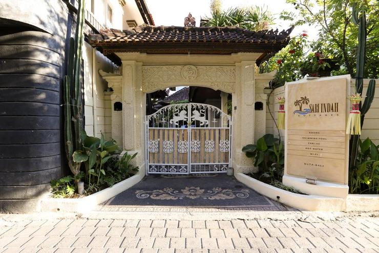 Sari Indah Cottages Bali - exterior