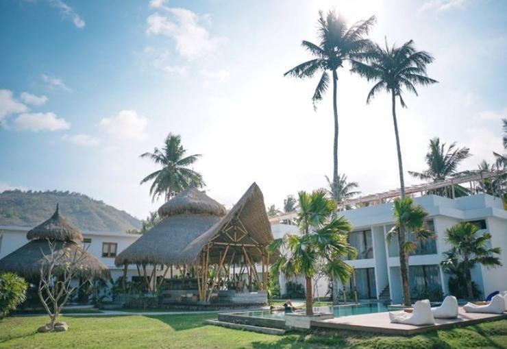 Sikara Lombok Hotel Lombok - Exterior