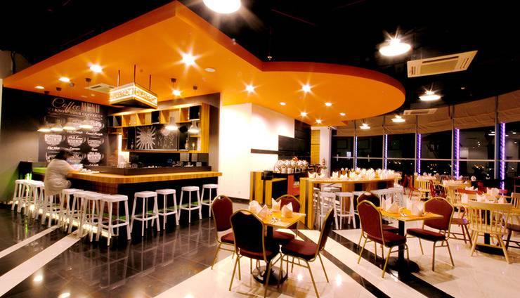 Metro Indah Bandung Hotel Soekarno Hatta - Cilantro Coffee & Resto