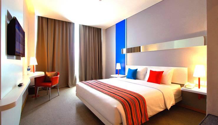 Metro Indah Bandung Hotel Soekarno Hatta - Deluxe Room