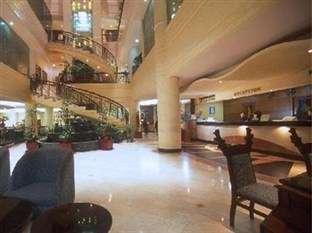 Hotel Sentral Jakarta - interior hotel