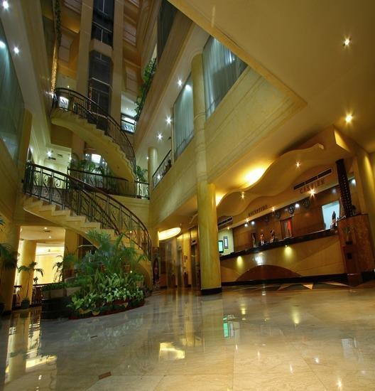 Hotel Sentral Jakarta - Loby Area