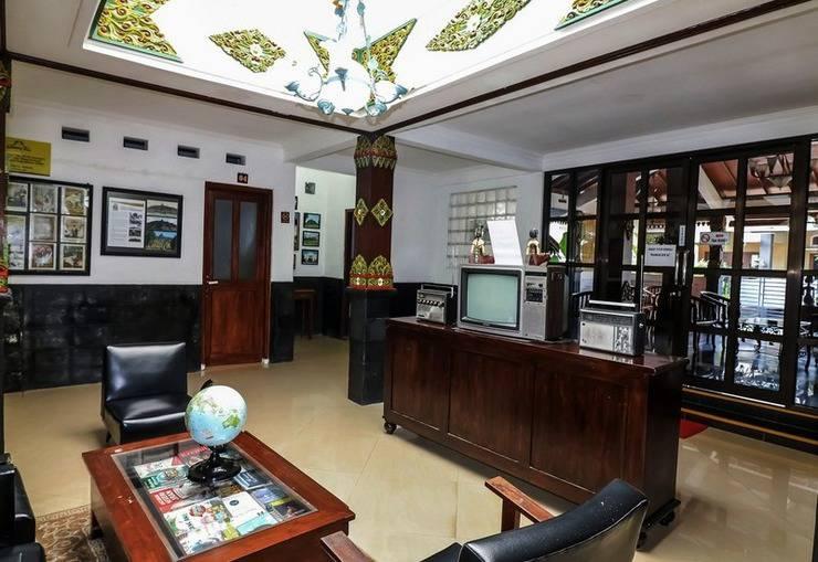NIDA Rooms Griya Candisari Tugu Jogja - Ruang tamu