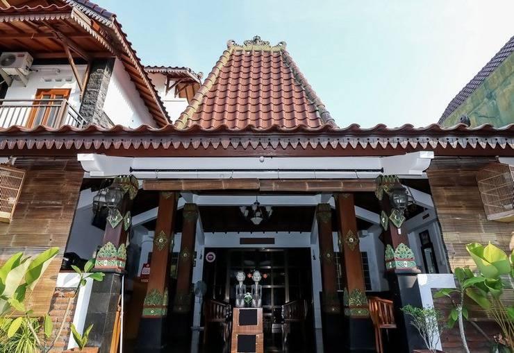 NIDA Rooms Griya Candisari Tugu Jogja - Penampilan