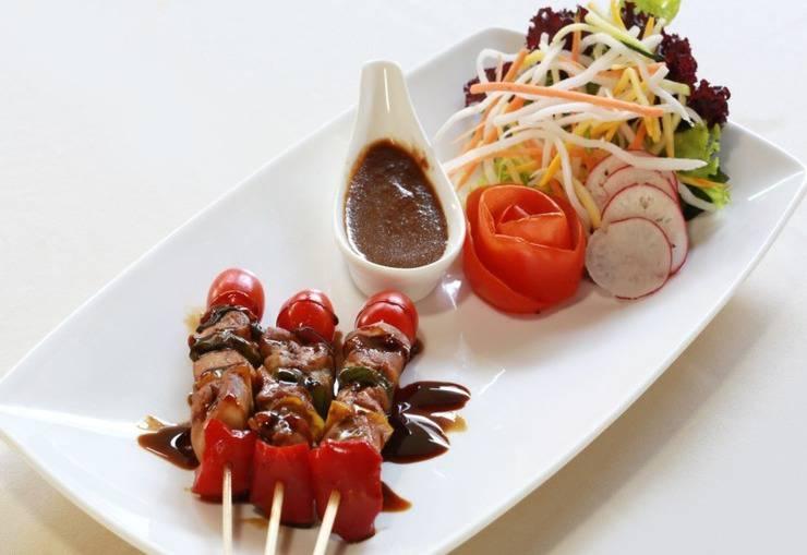 Lumbini Luxury Villas and Spa Bali - Makanan