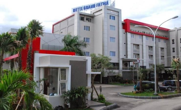 Hotel Grand Fatma Kutai Kartanegara - Eksterior
