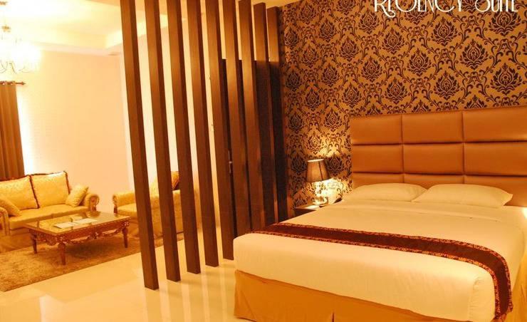 Hotel Grand Fatma Tenggarong - Kamar