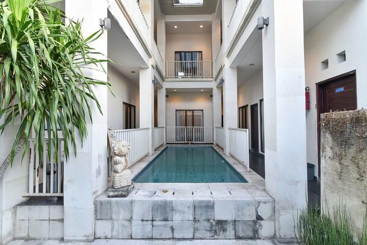 RedDoorz @ Jalan Hayam Wuruk Denpasar Bali - Bangunan Properti