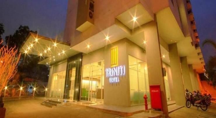 Alamat Triniti Hotel Jakarta - Jakarta