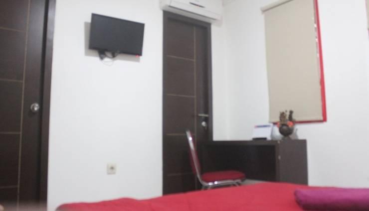 Wisma 11 Dago  Bandung - Kamar