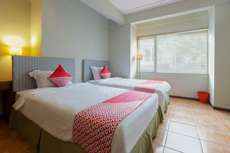 OYO 651 Casamora Cilandak Syariah Jakarta - Bedroom