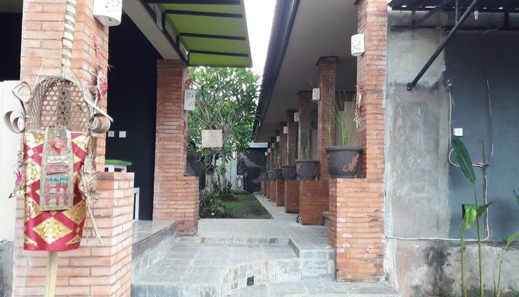 Ulu Bali Bed n Breakfast Bali - Exterior