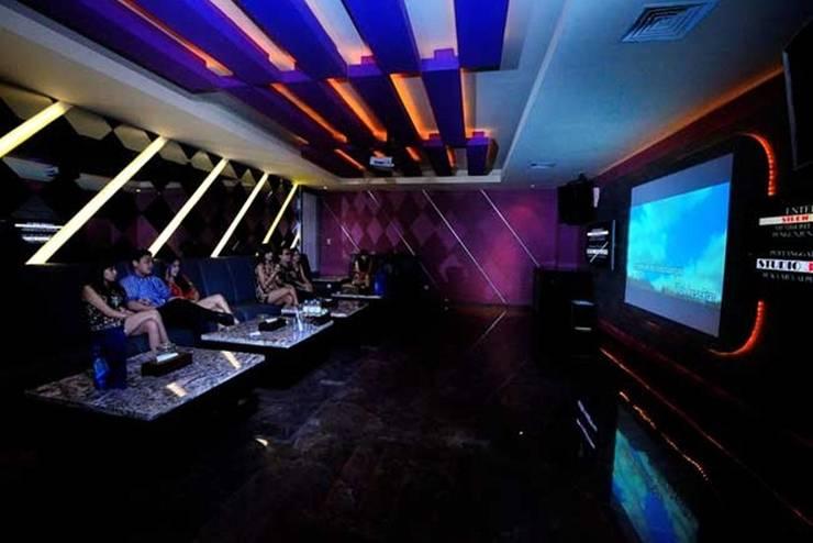 Grand Clarion Kendari - Ruang Karaoke