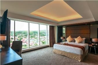 Claro Hotel Kendari - Tipe Kamar ambasador