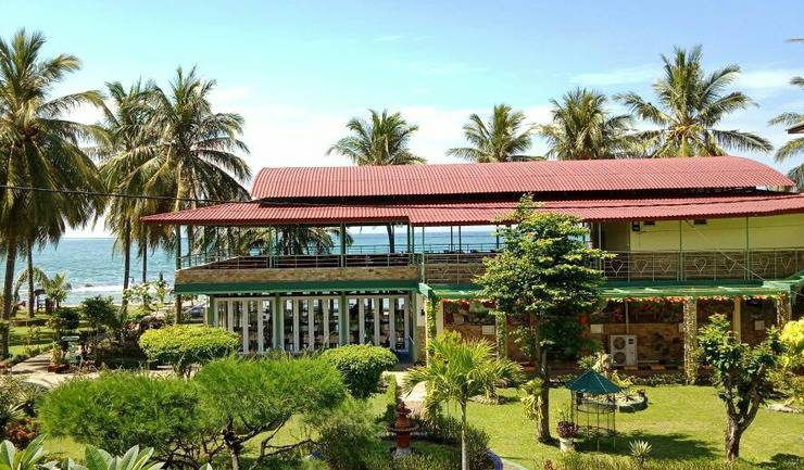 Allisa Resort Anyer - Restoran