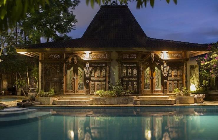Citrus Tree Villas - Layla Bali - Kolam Renang