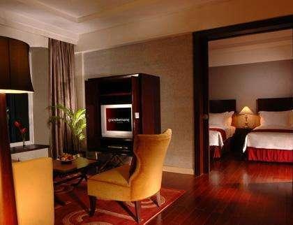 Hotel Grand Kemang - Ruang tamu