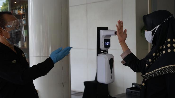 Hotel Grand Kemang - Hygiene Protocol