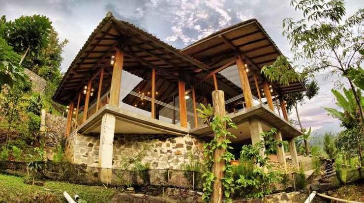 Tirta Arsanta Hot Springs & Villa Bogor - Facade