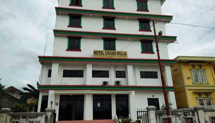 Hotel Perdana Syariah Palembang - Exterior