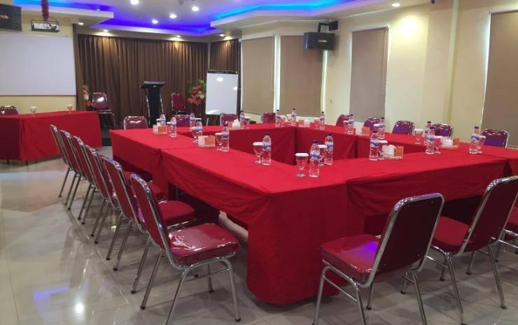 NIDA Rooms Makassar Town Square - Pemandangan Area