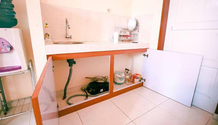 ZenRooms RSHS Syariah Bandung - Dapur di kamar