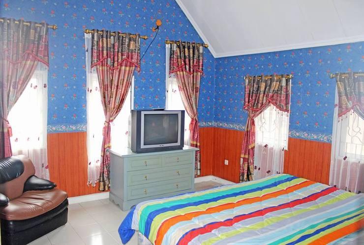 Villa Kota Bunga Blok R Cianjur - Guest room