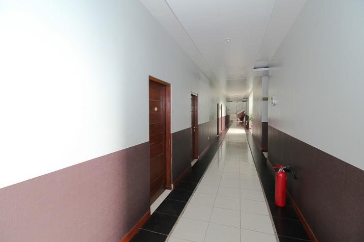 Hotel Absari Syariah Yogyakarta - Corridor